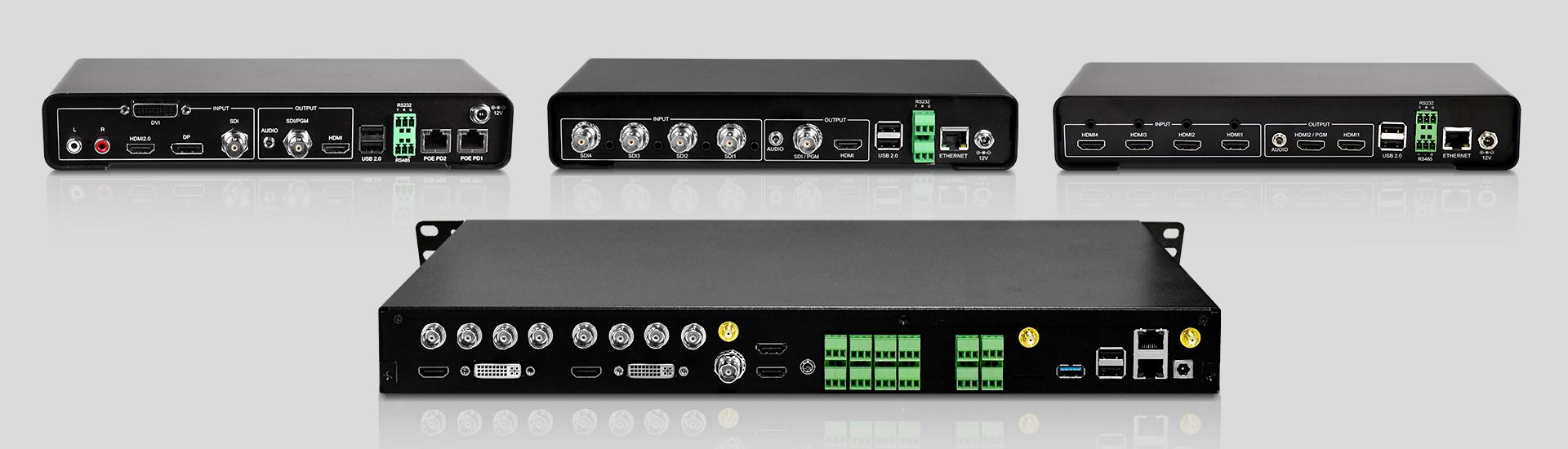 4K Streaming Server