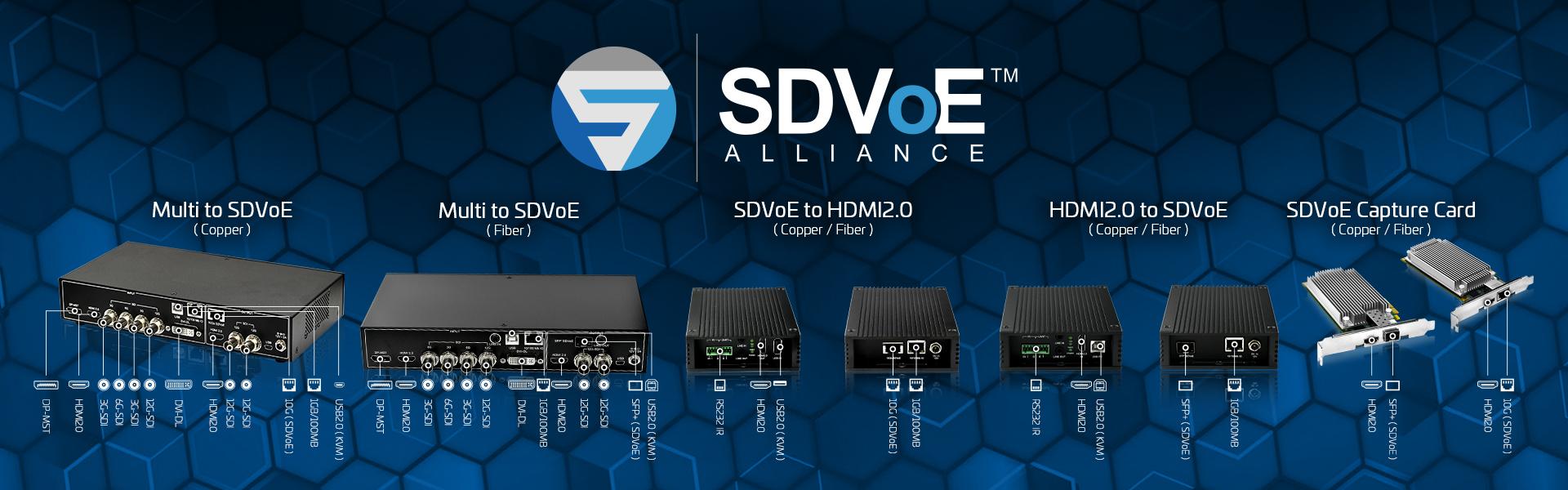 Best 10G AV over IP Solution